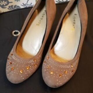 レディース靴2足  22cmとSサイズ