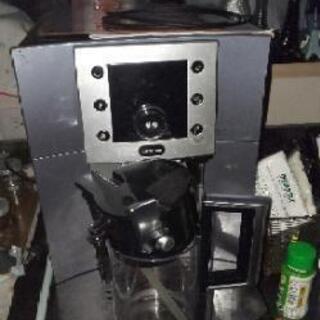 コーヒーメーカー 自動エスプレッソマシーン