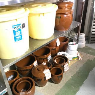 漬物樽 60型 ポリエチレン 白菜13個用