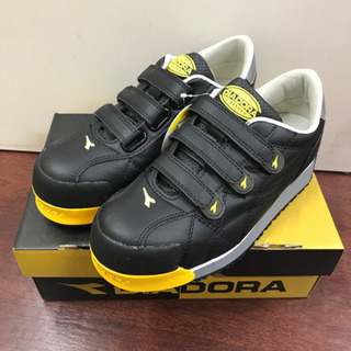 新品未使用ディアドラ安全靴