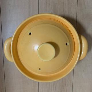 土鍋のような鍋、1.2回使用