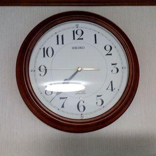 セイコー掛け時計