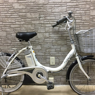 東京23区配達無料  ヤマハ パス  4Ah リチウム 電動自転...