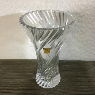 カガミクリスタ花瓶 花器
