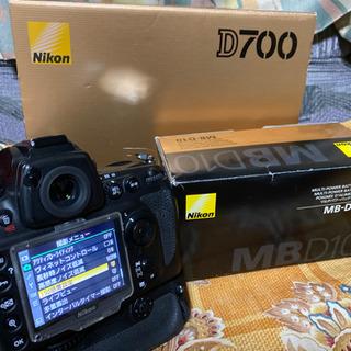 Nikon D700 一式