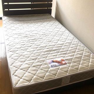 使用期間6ヶ月 美品 シングルベッド ニトリ