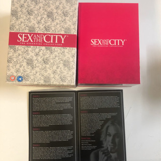 SEX AND CITY  DVD