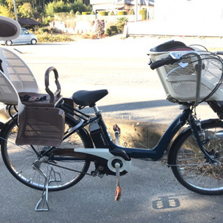 K3N電動自転車N09Wブリジストンアンジェリーノ6アンペア