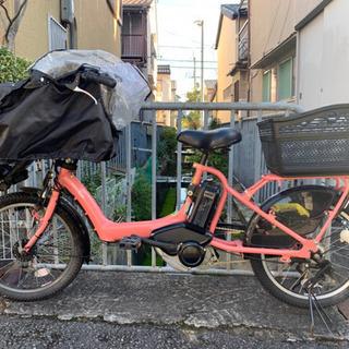 電動自転車 YAMAHA PAS Kiss mini チャイルド...