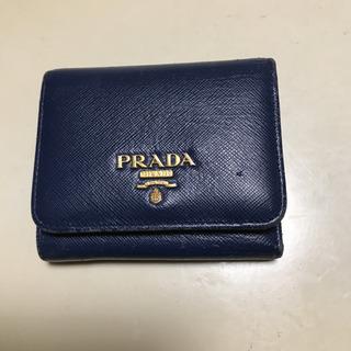 PRADA 財布 箱付き