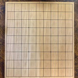 【美品】折りたたみ将棋盤