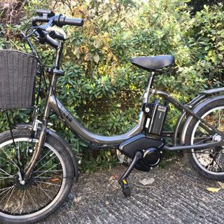 K3B電動自転車N14Aブリジストンビッケ20インチ充電器なし