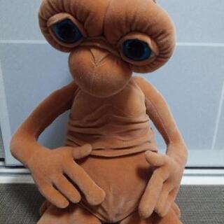 (交換OK)ET(イーティー)ぬいぐるみ 30㎝ ユニバ限…