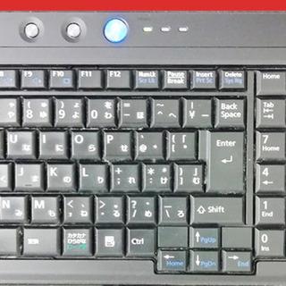 富士通 ノートPC 中古 Win10 Core i5 4GB 640GB − 山梨県