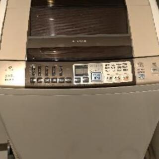 日立★洗濯乾燥機★BW-D8PV★ジャンク★from横浜