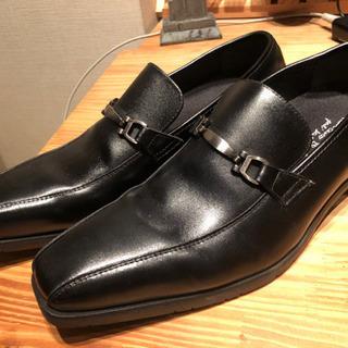 メンズシューズ 紳士靴 ビズネスシューズ  革靴 26.5