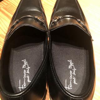 メンズシューズ 紳士靴 ビズネスシューズ  革靴 26.5 - 靴/バッグ