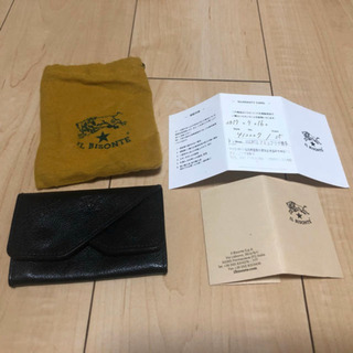 【正規品】イルビゾンテ 名刺入れ - 世田谷区