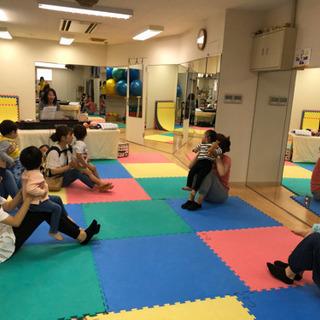 6月19日 🎼10:00から親子リトミック体験会開催