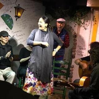 8/7(金)体験無料🌟スニーカー&私服でできる健康フラメンコ[横浜]