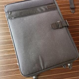 【無料・あげます】スーツケース