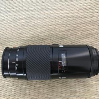 MINOLTA 望遠レンズ