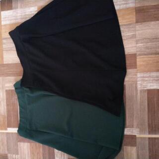 スカート二枚