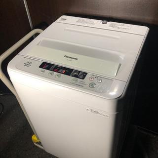 🌈Panasonic😍‼️S級美品🍎洗濯機✨2014年製‼️当日...