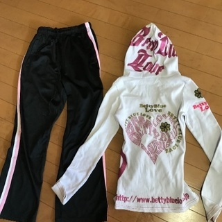 ジャージ&シャツ☆サイズ150