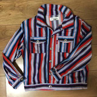 イブサンローラン カラフルなジャケット