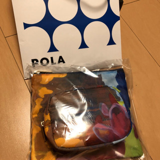 POLA 非売品ポーチ