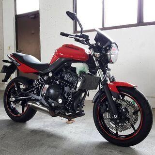 カワサキ Ninja400R  新品パーツ多数 車検2年 ニンジャ