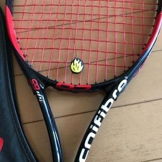 ジュニア用硬式テニスラケット