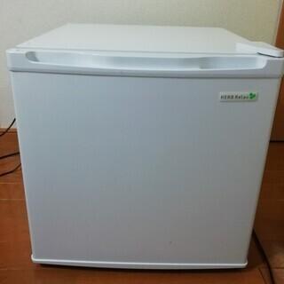 冷蔵庫 45L 2018年製 直接引取のみ YAMADAハーブリ...
