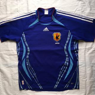 値下げ‼️サッカーW杯 日本代表ユニフォーム 2006   ドイツ