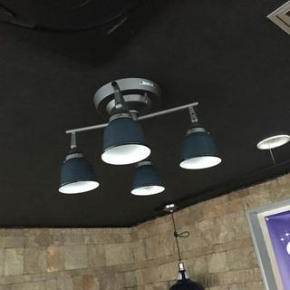 FLYMEe 4灯クロスシーリングランプ_レトロランプ_照明