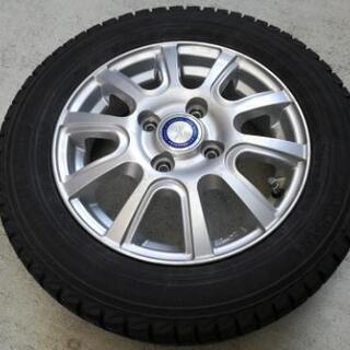 スタッドレスタイヤ 155/65R13