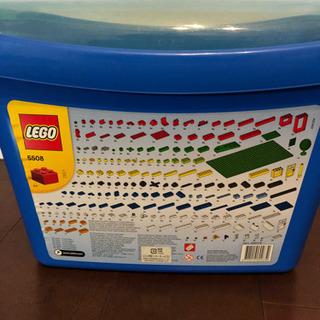 レゴ (LEGO) 基本セット 青のコンテナスーパーデラックス 5508 - 習志野市