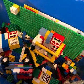 レゴ (LEGO) 基本セット 青のコンテナスーパーデラックス 5508 - おもちゃ
