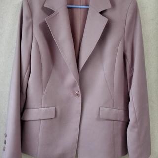 ピンクのジャケット レディース 秋冬用 受渡し12/27まで