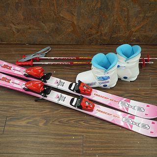 札幌 引き取り ジュニアスキー 3点セット 板  B×B …