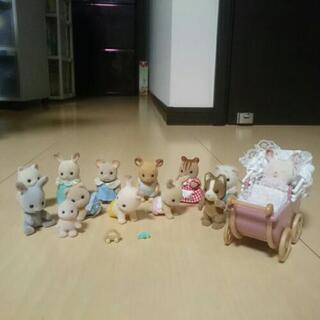 シルバニアファミリー 人形