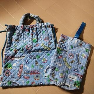 幼稚園 体操服袋、上靴袋