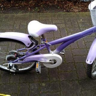 16インチ6段変速自転車
