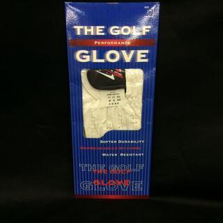 未使用 modec ゴルフグローブ 左手用 21cm ホワ…
