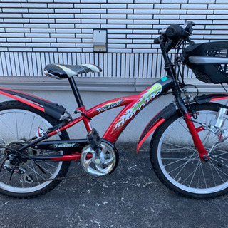 子供用 20インチ 自転車