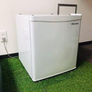 ・小型冷蔵庫・ハイセンス製 HR-A42JW(白色)