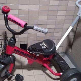 HUMMER三輪車☆美品