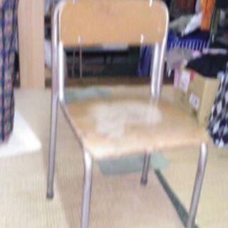 学校用椅子(中古)2