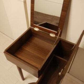化粧台+椅子